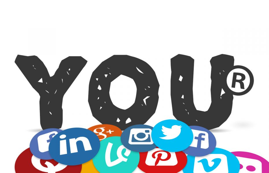 promote personal brand on social media